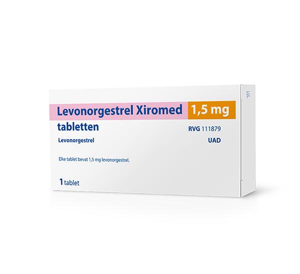 Xiromed Nederland Minoxidil Levonorgestrel Ornibel 4