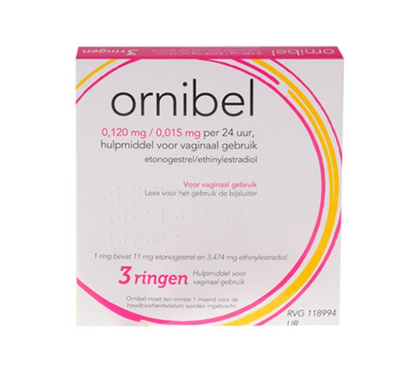 Xiromed Nederland Minoxidil Levonorgestrel Ornibel 6