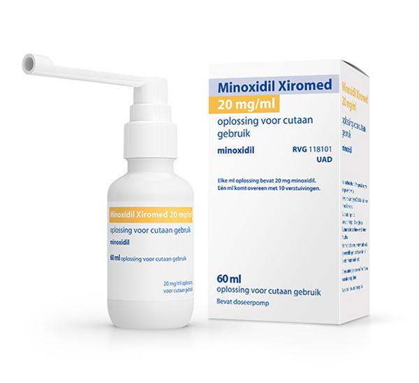Xiromed Nederland Minoxidil Levonorgestrel Ornibel 2